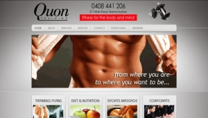 Quon training fitness studio
