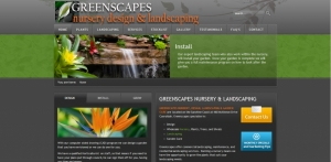 GREENSCAPES NURSERY & DESIGN