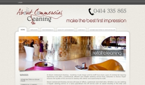 About commercial cleaning